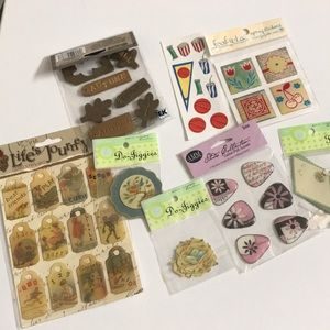 Other - Lot 31 - Scrapbook Stickers